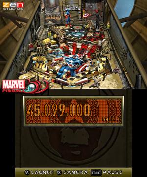Marvel Pinball 3D Review - Screenshot 2 of 4