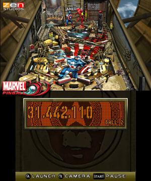 Marvel Pinball 3D Review - Screenshot 1 of 4