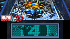 Marvel Pinball 3D Screenshot