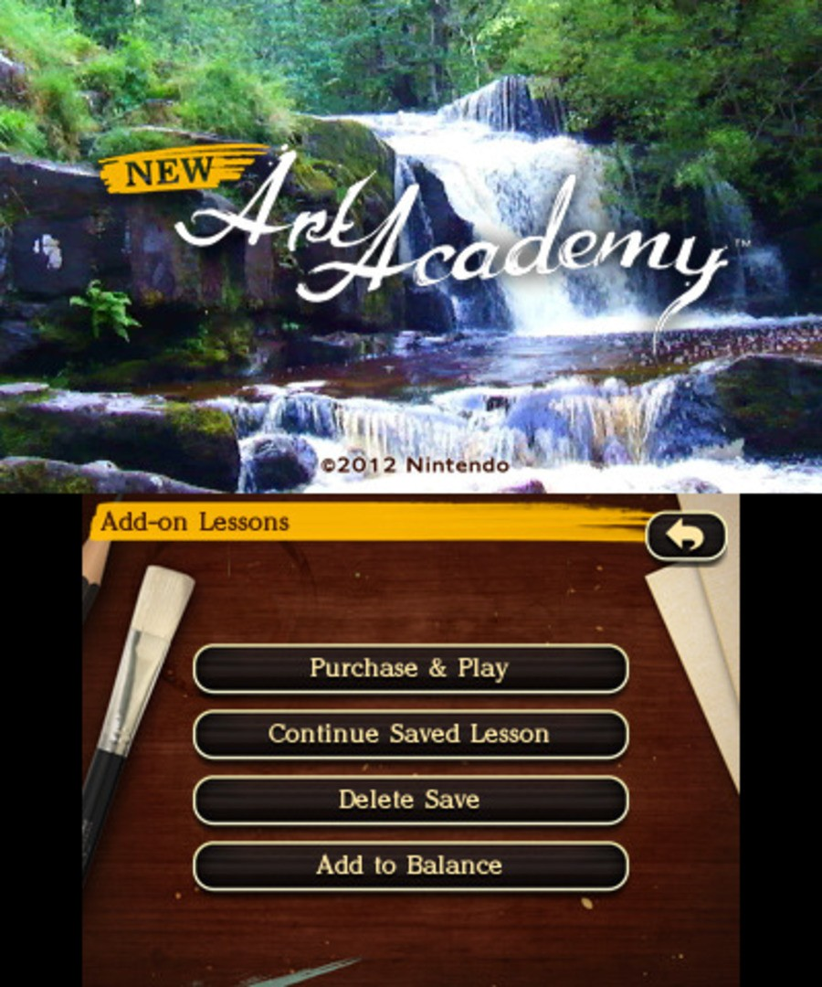 Art Academy: Lessons for Everyone! Screenshot