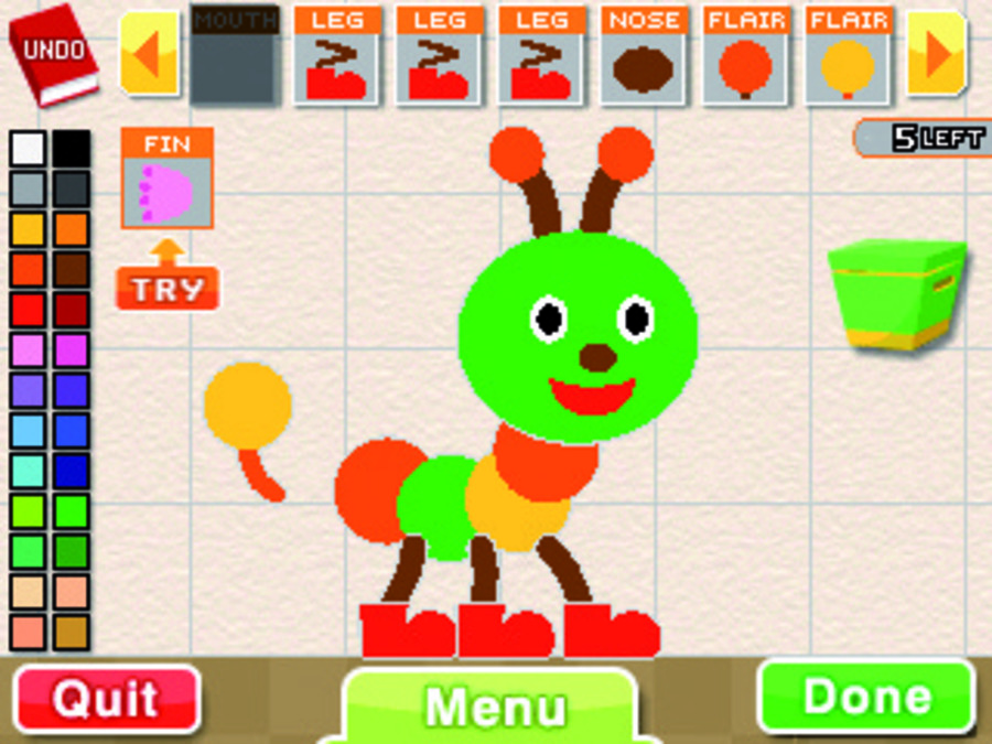 Freakyforms Deluxe: Your Creations, Alive! Screenshot