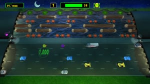 Frogger: Hyper Arcade Edition Review - Screenshot 1 of 5