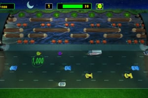 Frogger: Hyper Arcade Edition Screenshot