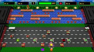 Frogger: Hyper Arcade Edition Review - Screenshot 2 of 5