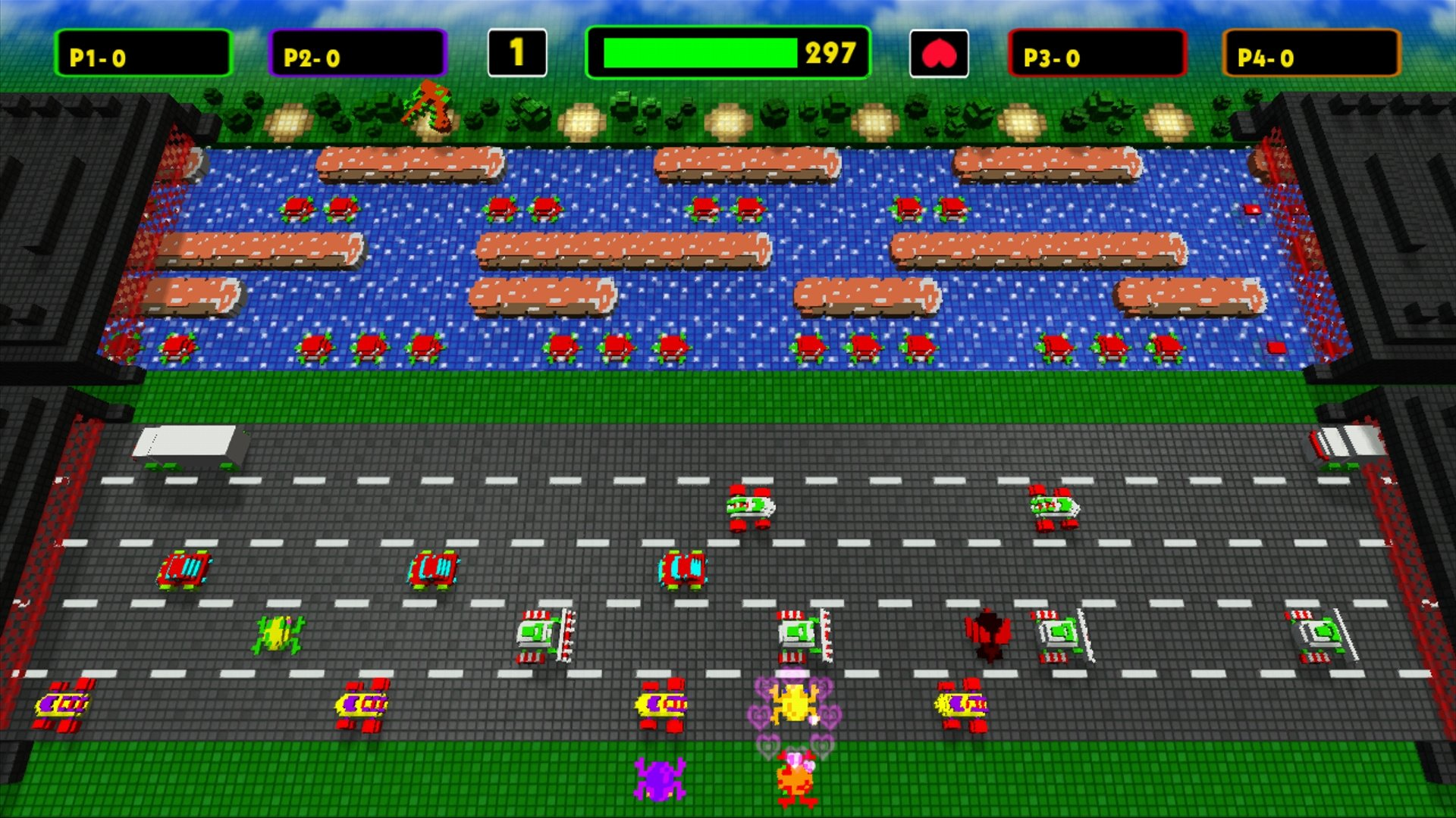 Frogger Hyper Arcade Edition Wiiware News Reviews