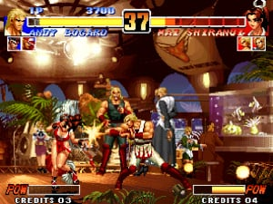 The King of Fighters '96 Review - Screenshot 3 of 3
