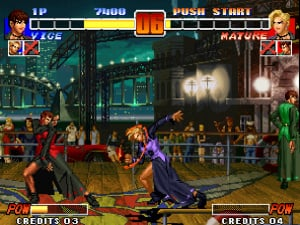 The King of Fighters '96 Review - Screenshot 1 of 3