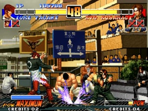 The King of Fighters '96 Review - Screenshot 2 of 3