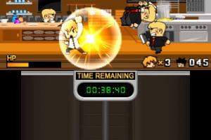 Johnny Kung Fu Screenshot