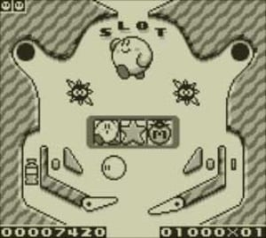 Kirby's Pinball Land Review - Screenshot 1 of 5