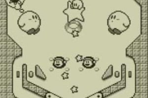 Kirby's Pinball Land Screenshot