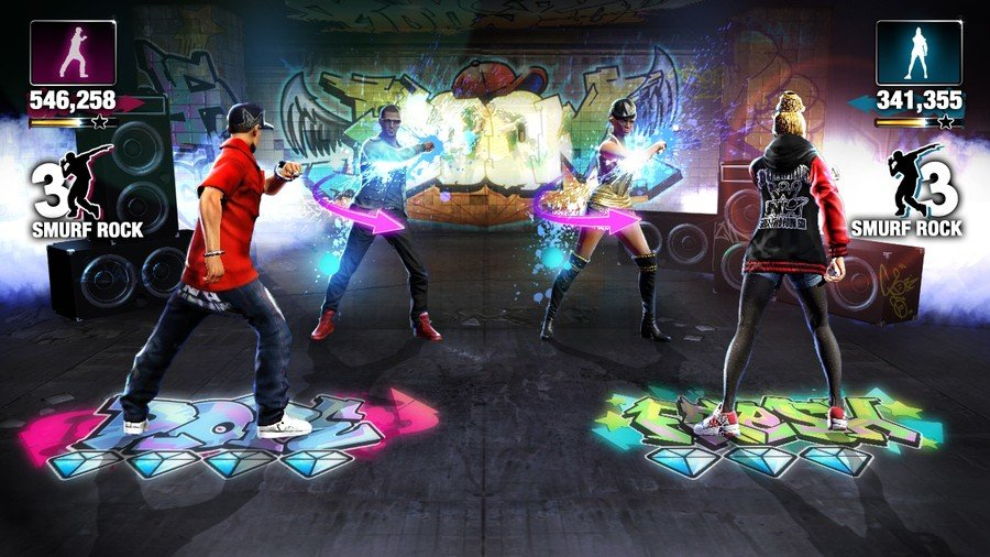 The Hip Hop Dance Experience Screenshot
