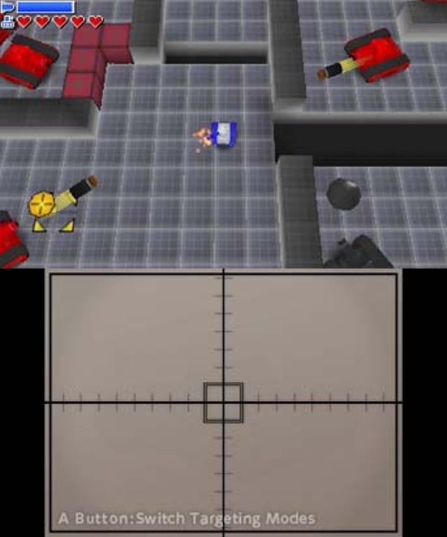 Touch Battle Tank 3D Screenshot