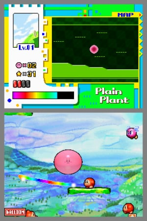 Kirby: Canvas Curse Review - Screenshot 1 of 3