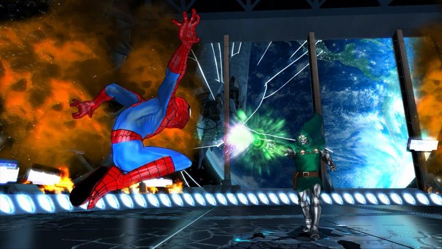 Marvel Avengers: Battle for Earth Review - Screenshot 5 of 5