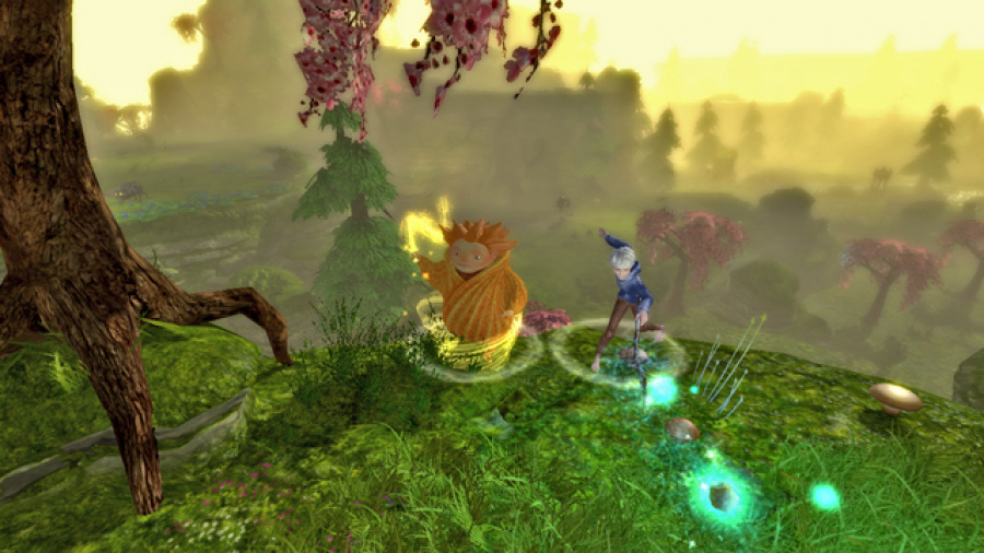 Rise of The Guardians: The Video Game Review - Screenshot 1 of 4