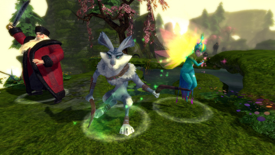 Rise of The Guardians: The Video Game Review - Screenshot 4 of 5