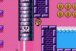 Wario Land II Screenshot