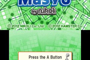 Masyu by Nikoli Screenshot