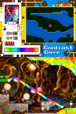 Kirby: Canvas Curse Review - Screenshot 3 of 3