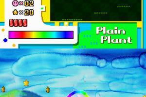 Kirby: Canvas Curse Screenshot
