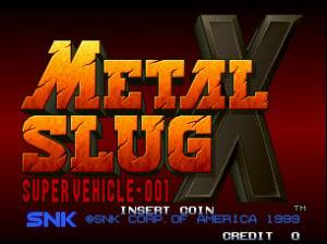 Metal Slug X Review - Screenshot 2 of 3