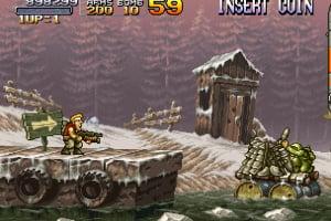 Metal Slug X Screenshot