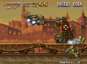 Metal Slug X Review - Screenshot 1 of 3