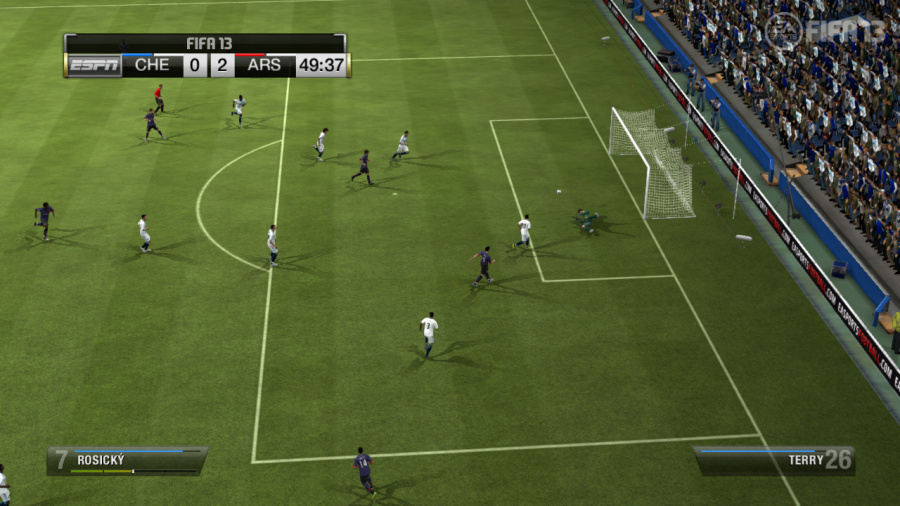 FIFA 13 Review - Screenshot 3 of 4