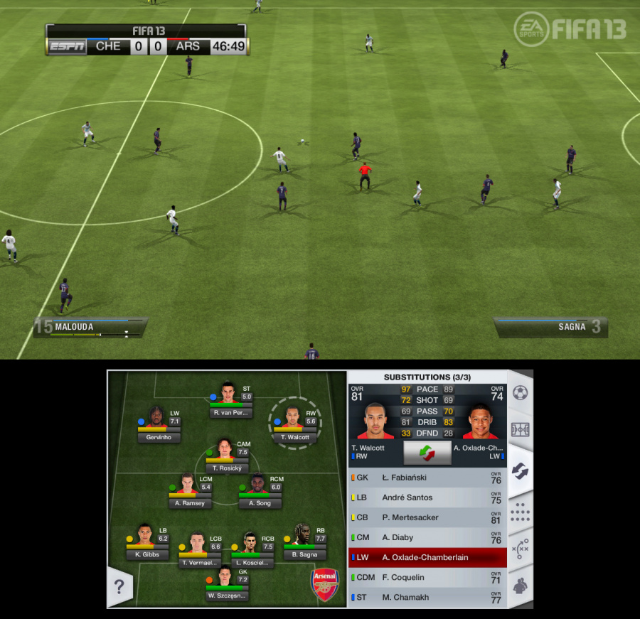 FIFA 13 Review - Screenshot 4 of 4