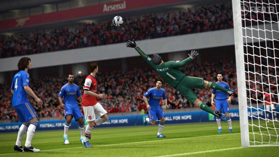 FIFA 13 Review - Screenshot 2 of 4