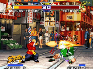 Real Bout Fatal Fury Special Review - Screenshot 2 of 4