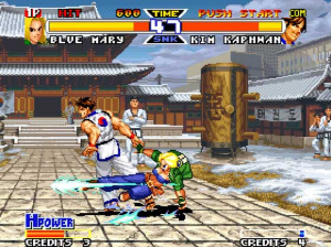 Real Bout Fatal Fury Special Review - Screenshot 3 of 4