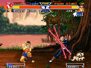 Real Bout Fatal Fury Special Review - Screenshot 3 of 3