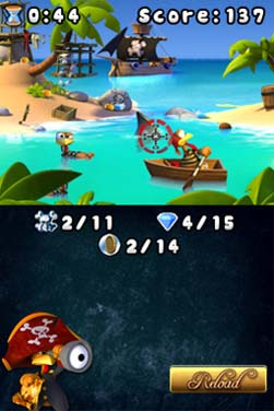 Crazy Chicken Pirates Screenshot