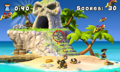 Crazy Chicken Pirates 3D Screenshot