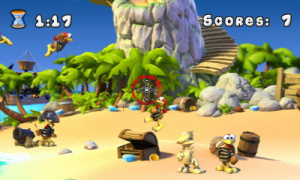 Crazy Chicken Pirates 3D Review - Screenshot 4 of 5