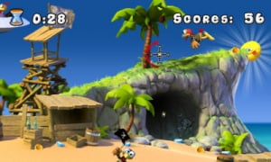 Crazy Chicken Pirates 3D Review - Screenshot 5 of 5