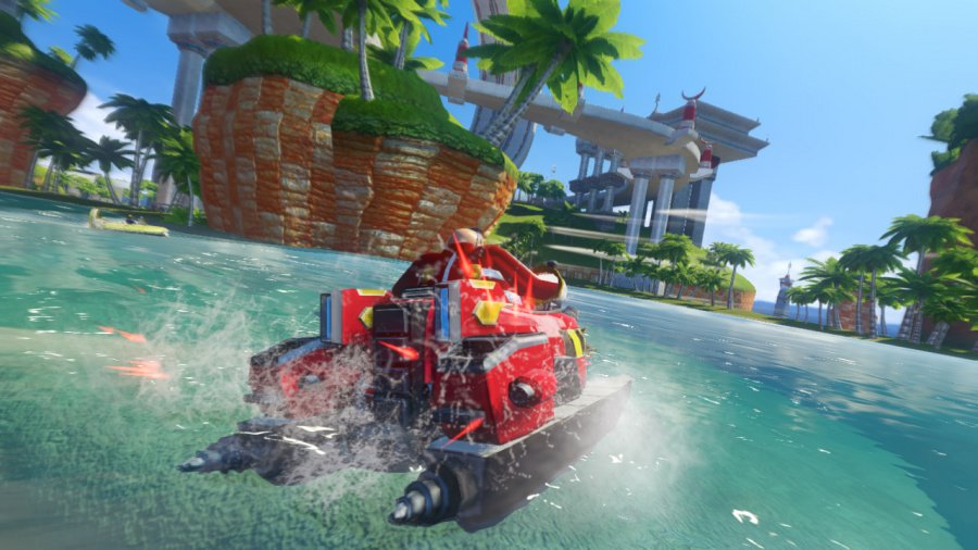 Sonic & All-Stars Racing Transformed Review - Screenshot 5 of 5