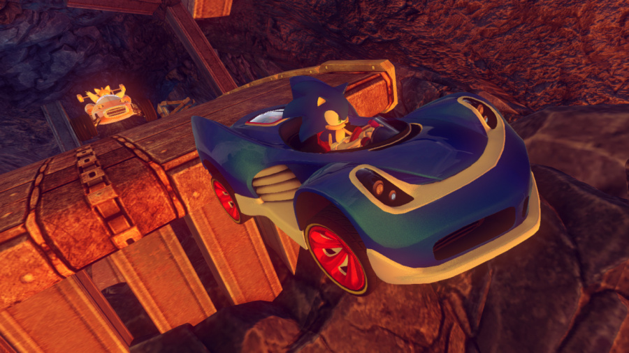 Sonic & All-Stars Racing Transformed Review - Screenshot 1 of 5