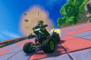 Sonic & All-Stars Racing Transformed Screenshot