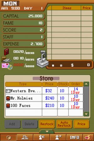 Bookstore Dream Review - Screenshot 3 of 3