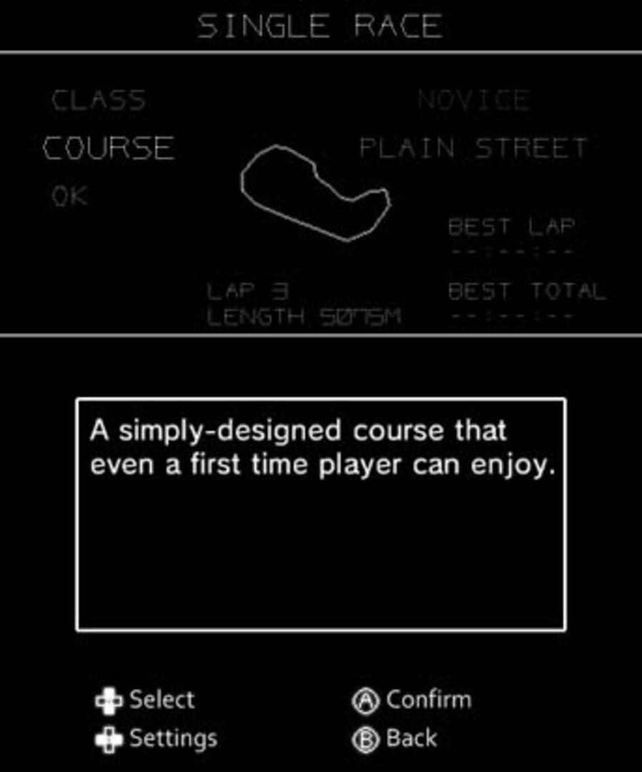 VectorRacing Screenshot