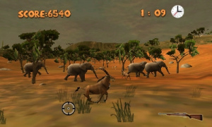 Outdoors Unleashed: Africa 3D Review - Screenshot 3 of 4