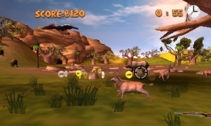 Outdoors Unleashed: Africa 3D Review - Screenshot 1 of 4