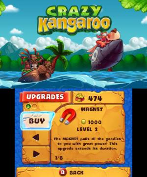 Crazy Kangaroo Review - Screenshot 2 of 4