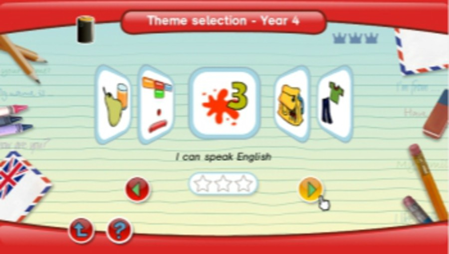 Successfully Learning English: Year 4 Screenshot