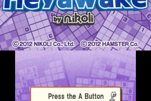 Heyawake by Nikoli Screenshot
