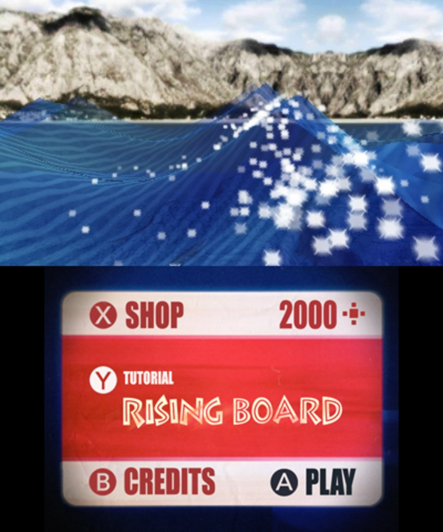 Rising Board 3D Screenshot