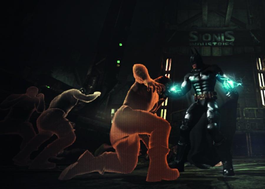 Batman: Arkham City Armored Edition Review - Screenshot 3 of 4